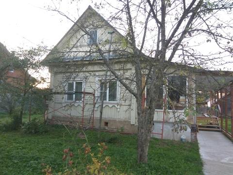 Дом ПМЖ рядом с Звенигородом с участком 16 соток