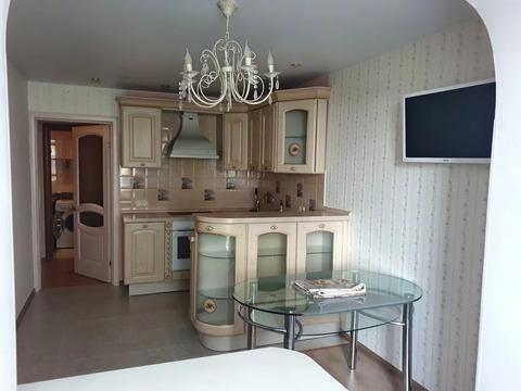 Просторная 3-комнатная квартира в Ступино