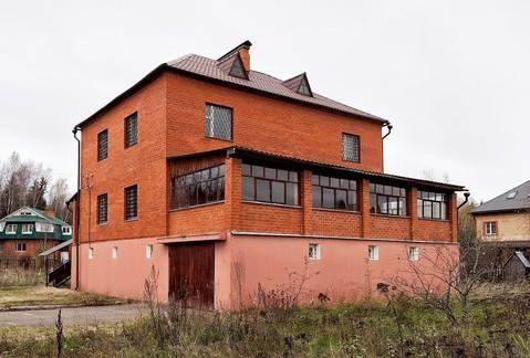 Продается дом 370м2 на участке 24 соток, Серпуховский район, д.Лукино