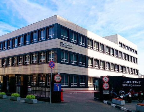"Офис 105 кв.м м. ""Тульская"""