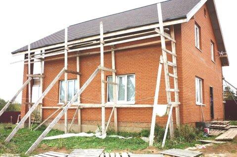 Жилой новый кирпич дом 146 кв.м, 2-х эт, зем. уч 6 сот, г. Сергиев Посад