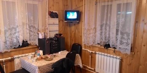 Продается жилой дом из бруса
