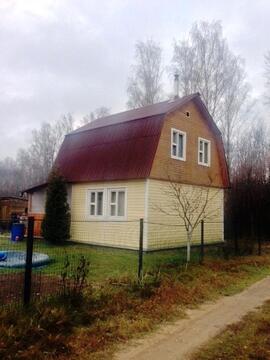 Дом в СНТ Лесная поляна, около д. Тутыхино