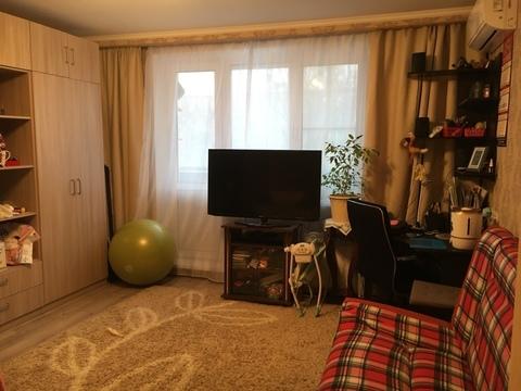 1-комнатная квартира ул Большая Очаковская д. 32
