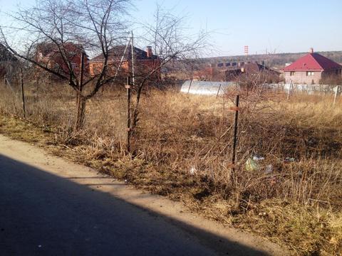 Смежные участки по 6 соток в 11 км от Москвы