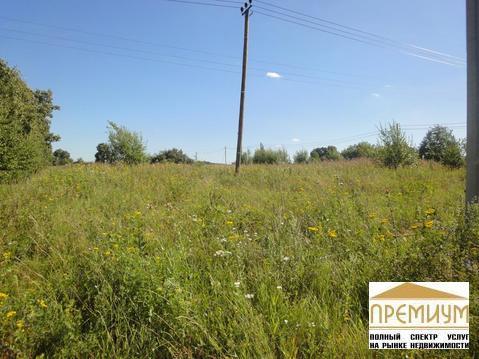 Земельный участок 19 соток в с. Городня, Ступинского района