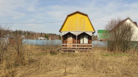 """Продаётся садовый участок с домиком в СНТ """"Мечта"""""""