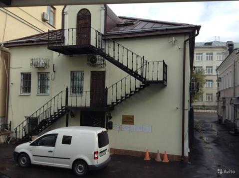 Продается отдельно стоящее здание 650 кв.м: г. Москва, Садовническая