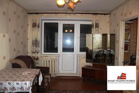 Двухкомнатная квартира в деревне Юрцово