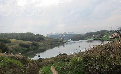 Земельный участок по Рублево – Успенскому шоссе в Ромашково