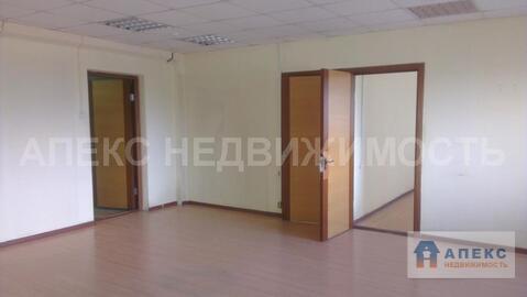 Аренда офиса пл. 282 м2 м. Кантемировская в административном здании в .