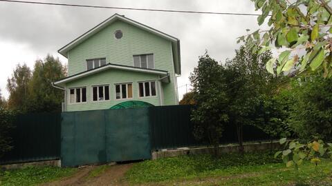 Продам дом в д.Матвейково (Дмитровский р-н).
