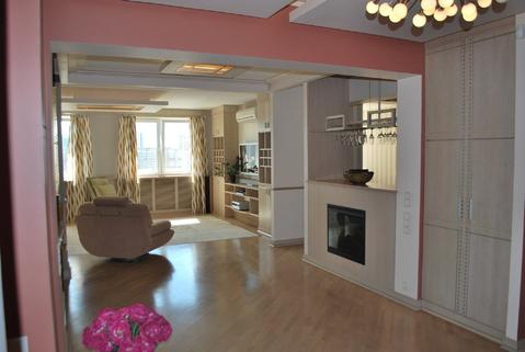 """4-комнатная квартира, 150 кв.м., в ЖК """"Гранд Парк"""""""