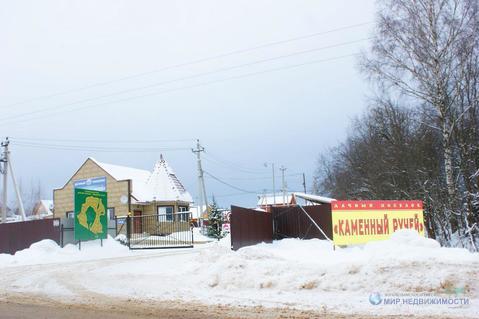 Участок 10,45 сот. в кп Каменный Ручей в районе д. Ширяево Волоколамск