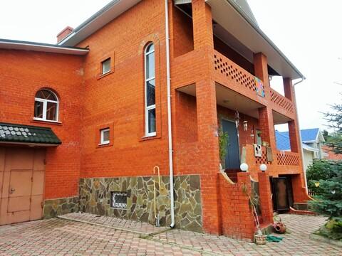 3 уровневый дом 300 кв.м. г. Пущино Серпуховского района