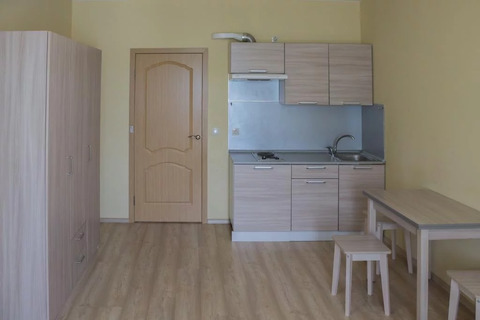 Студия, однокомнатная квартира