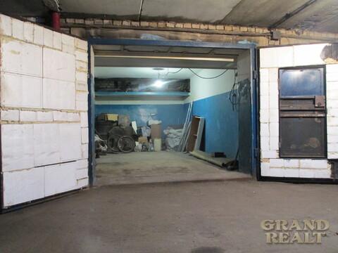Продам гараж вместе с подвальным помещением