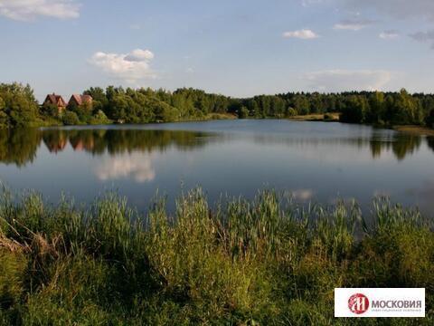 Лесной зем. участок 22.44 сотки, ПМЖ, Новая Моква, 30 км. Калужское ш.