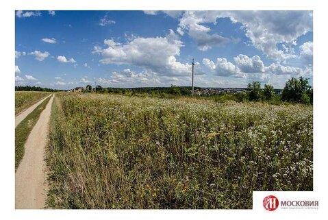 Продам участок, 13 сот, близ дер. Шаганино, Троицкий ао, 27 км от Мск