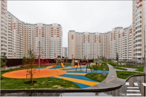 "2-комнатная квартира, 52 кв.м., в ЖК ""Юрлово"""