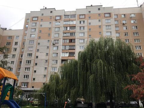 1 комнатная квартира ул.Ратная, д.8к3