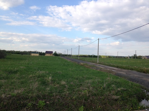 Продам 18,5 соток в ДНП Зареченские просторы, 7 км от г. Можайск