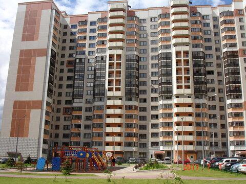 """2-комнатная квартира, 67 кв.м., в ЖК """"Ольгино парк"""""""
