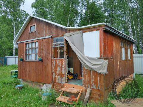 Дача на участке 8 сот. СНТ Березовая роща, Климовск, поселок мис