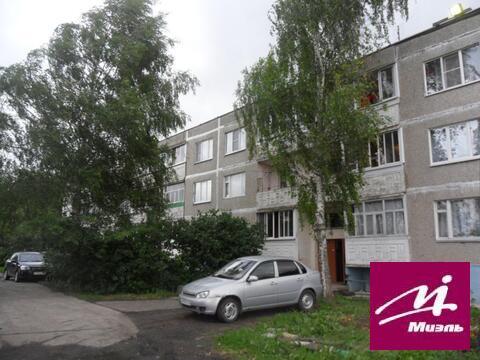 Двухкомнатная квартира с земельным участком