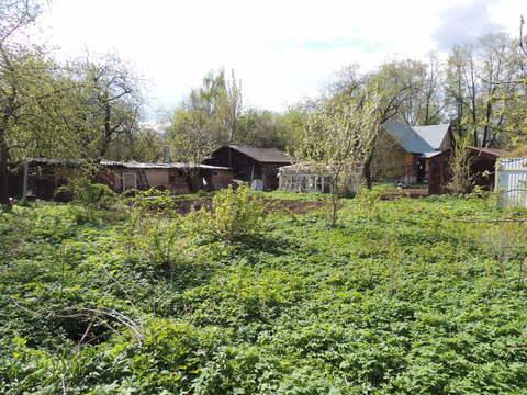 Продается земельный участок 10 соток в г.Мытищи,2-ой Комсомольский пер
