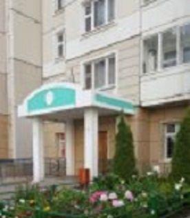 Люберцы г, Комсомольский пр-кт д. 10/1 корпус 1