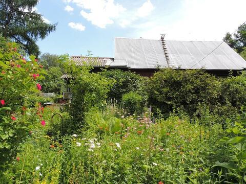 Продается часть дома 56 кв на участке 10 соток в поселке Челюскинский