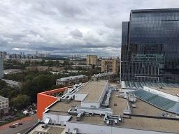 Продается квартира в новом комплексе Водный 3 минуты пешком от метро.