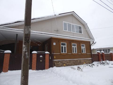 Дом 100 кв.м. г.Сергиев Посад Московская обл. на Кировке