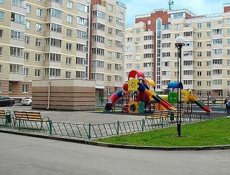 1-к квартира в новом мкр г. Звенигород по ул. проезд Ветеранов 10 к 4