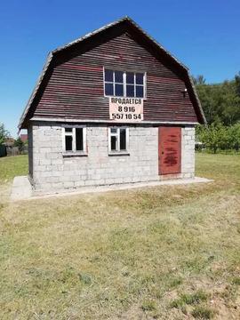Продается дом в ЛПХ Росинка д.Курсаково 80 кв. м. с участком 15 сот