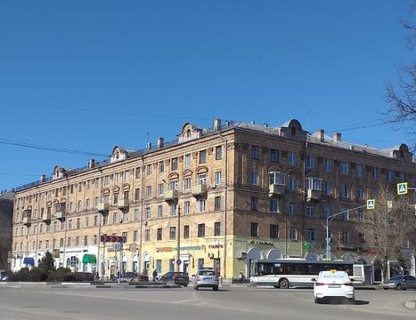 3-ая квартира - 75 м2. Центр города.