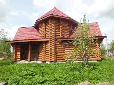 Продам дом в Можайской районе деревня Лубенки