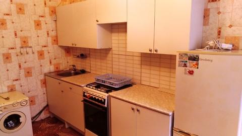 Предлагается в длительную аренду 1-я квартира в пешей доступности от м