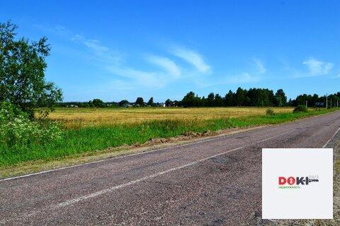 Продажа земли сельскохозяйственного назначения в Егорьевском р-не