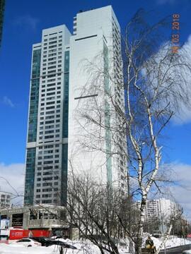 3-комнатная квартира, 117 кв.м., в ЖК «Рублевские огни»