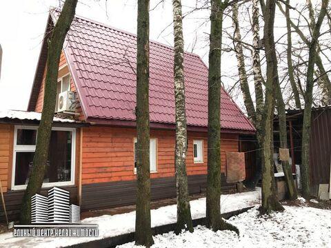 Дом 50 кв.м, д. Сухарево (Мытищинский район)