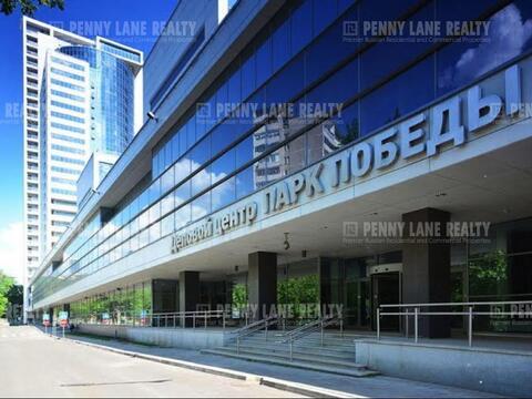 Сдается офис в 15 мин. пешком от м. Парк победы