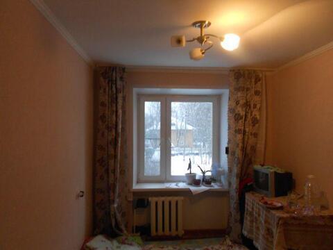 Трёхкомнатная квартира в Можайске, улица Ватутина.