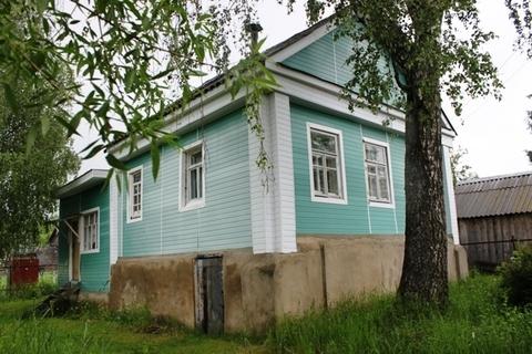 Дом в деревне Малое Гридино