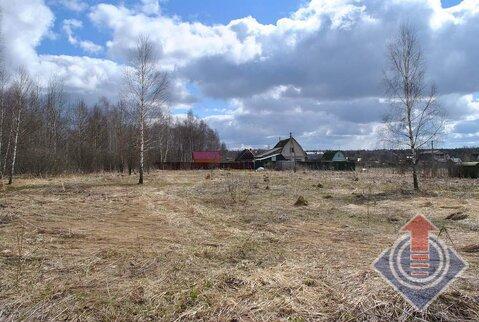 Земельный участок в СНТ у д. Порядино