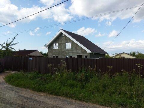 Дом 198 кв.м. на 10 сотках г.о. Домодедово, Белые Столбы