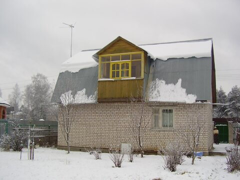 Дом пос.Александровка