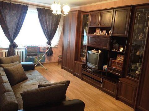 Двухкомнатная квартира в деревне Поповская
