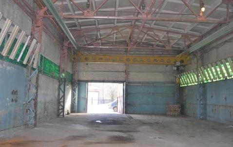 М.О Химки ул.Заводская д.2 Сдается производственное помещение 819 кв.м